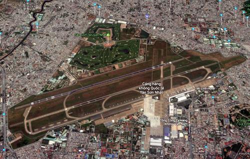 Bộ Quốc phòng công bố kế hoạch sử dụng đất sân bay Tân Sơn Nhất - Ảnh 1