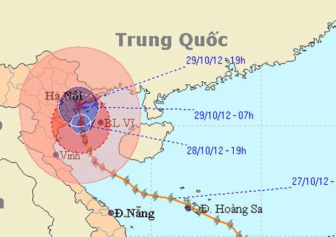5 cơn bão khủng khiếp từng đổ bộ vào Việt Nam - Ảnh 4