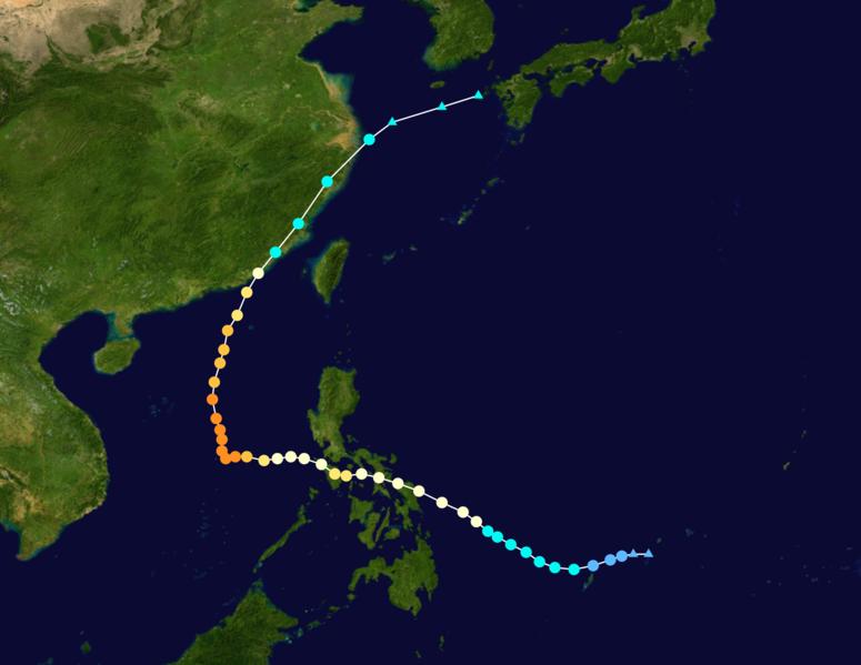 5 cơn bão khủng khiếp từng đổ bộ vào Việt Nam - Ảnh 1