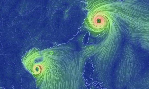 Bão số 10 tiếp tục mạnh lên, cách Hà Tĩnh- Quảng Bình 190km - Ảnh 1