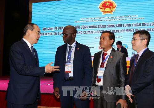 Hiến kế phát triển bền vững Đồng bằng sông Cửu Long - Ảnh 1