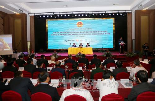 Hiến kế phát triển bền vững Đồng bằng sông Cửu Long - Ảnh 2