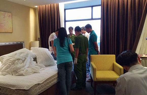 Phó Cục trưởng mất gần 400 triệu đồng trong khách sạn - Ảnh 1