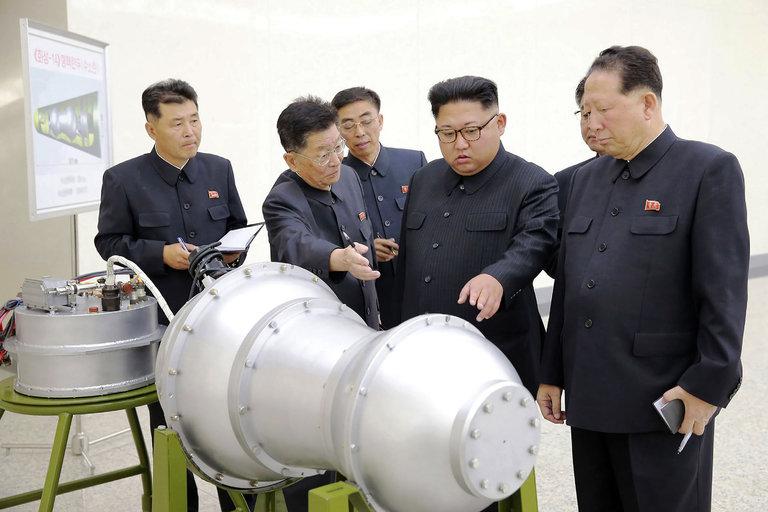 Triều Tiên thử hạt nhân lần 6: Lá bài hướng đến Bắc Kinh? - Ảnh 1