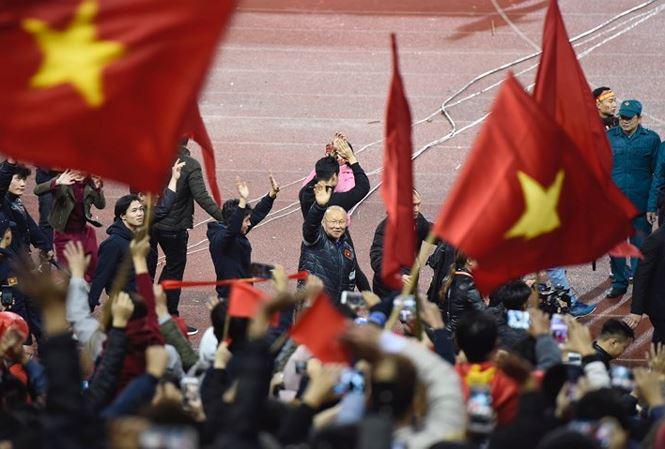 Đêm Gala chào đón U23 Việt Nam tại Mỹ Đình - Ảnh 3