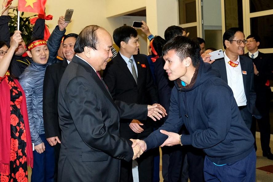 Thủ tướng trao tặng Huân chương cho đội tuyển U23 Việt Nam - Ảnh 2