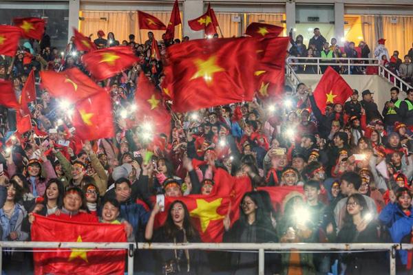 Đêm Gala chào đón U23 Việt Nam tại Mỹ Đình - Ảnh 7