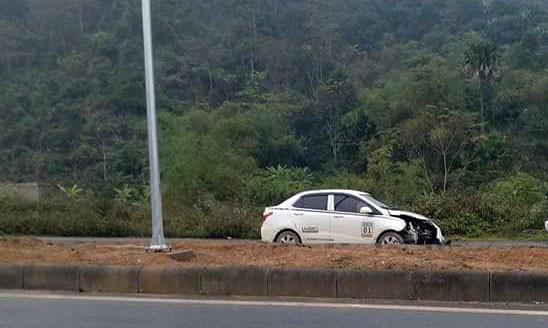 Hiện trường vụ tai nạn giao thông 5 người chết ở Hà Giang - Ảnh 5