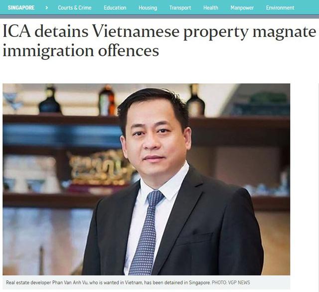 Tin nóng nhất: Luật sư Singapore xác định Phan Van Anh Vu là Vũ 'nhôm' - Ảnh 1