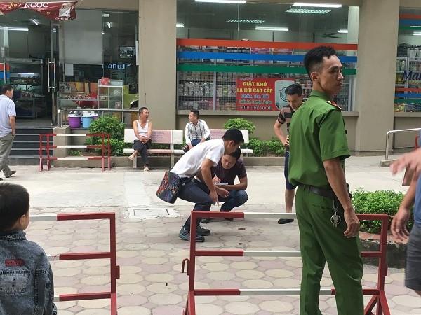 Hé lộ danh tính nghi phạm nổ súng bắn vợ tại chung cư ở Hà Nội - Ảnh 1