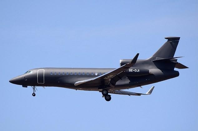 Máy bay chở vợ chồng Hoàng tử Anh bị sét đánh trúng - Ảnh 1