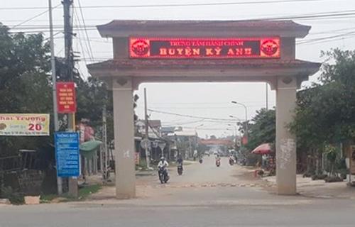 Động đất ở Hà Tĩnh: Nhà cửa rung lắc kèm tiếng nổ lớn - Ảnh 1