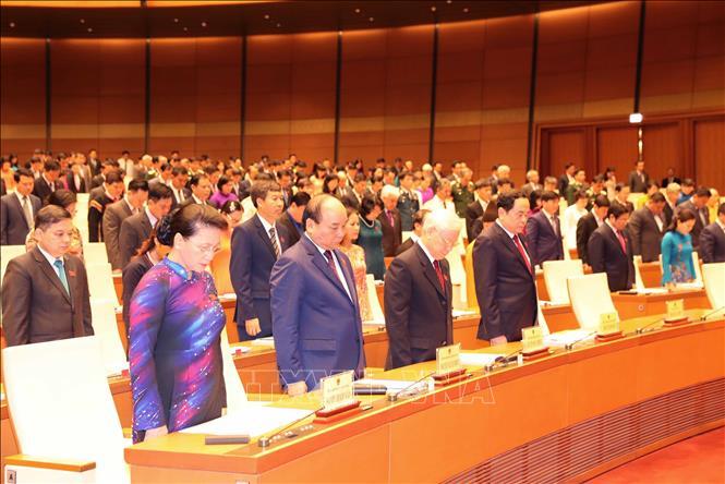 Khai mạc trọng thể Kỳ họp thứ 6, Quốc hội khóa XIV - Ảnh 2