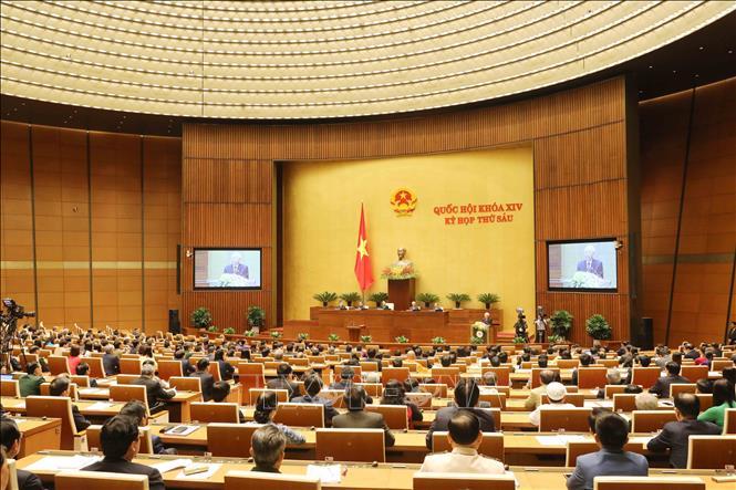 Kỳ họp thứ 6, Quốc hội khóa XIV: Tập trung cho công tác nhân sự - Ảnh 1