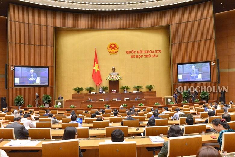 Quốc hội thông qua Nghị quyết điều chỉnh kế hoạch đầu tư công trung hạn 2016-2020 - Ảnh 1