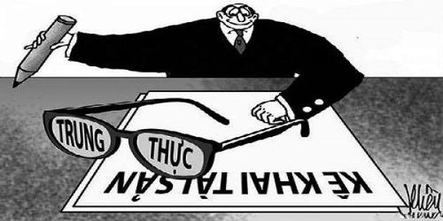"""Phát hiện 6 trường hợp vi phạm về minh bạch tài sản, thu nhập: Đừng """"đánh trống bỏ dùi"""" - Ảnh 1"""