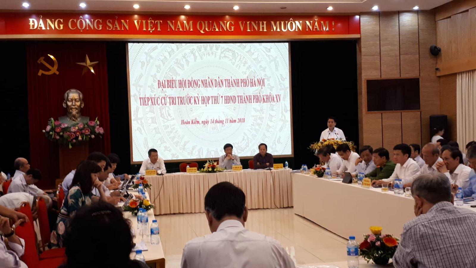 Lãnh đạo Hà Nội nhận trách nhiệm về các vi phạm đất đai tại huyện Ba Vì, Sóc Sơn - Ảnh 1