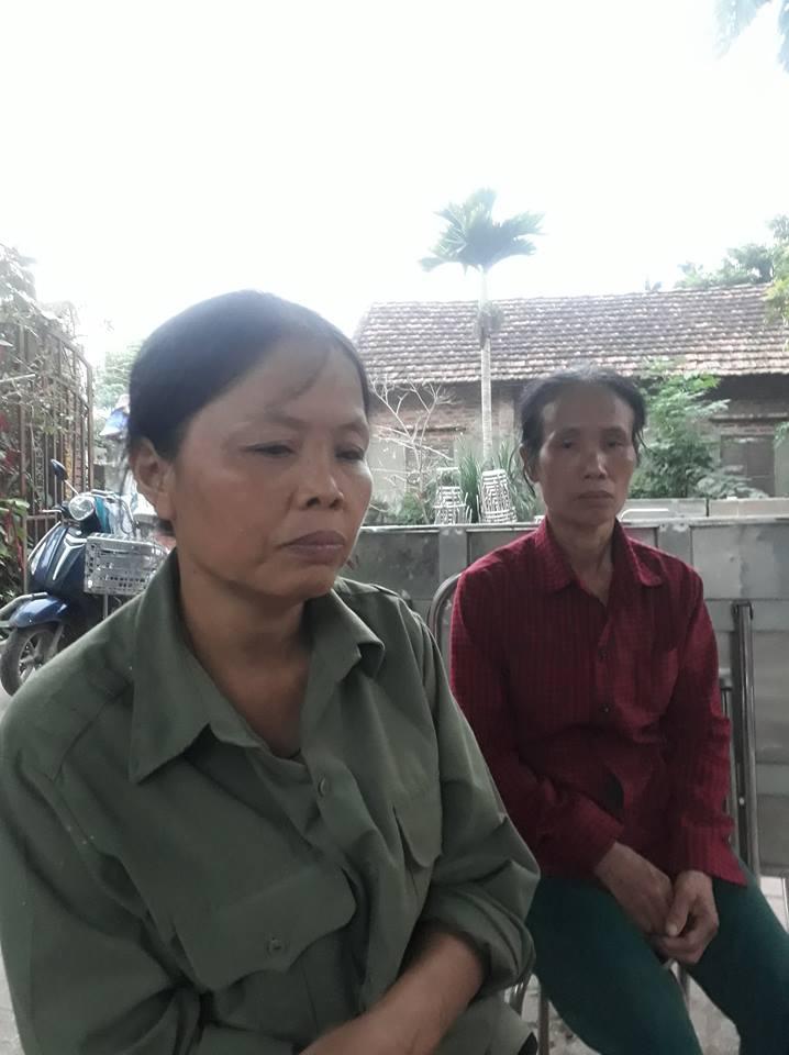 Không khí ảm đạm, tang thương bao trùm gia đình 2 mẹ con bị container đè tử vong - Ảnh 1