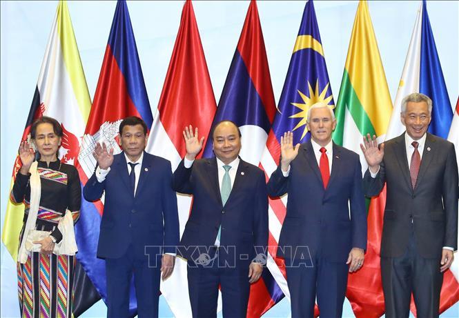 Thủ tướng Nguyễn Xuân Phúc dự Hội nghị Cấp cao ASEAN - Hoa Kỳ lần thứ 6 - Ảnh 1