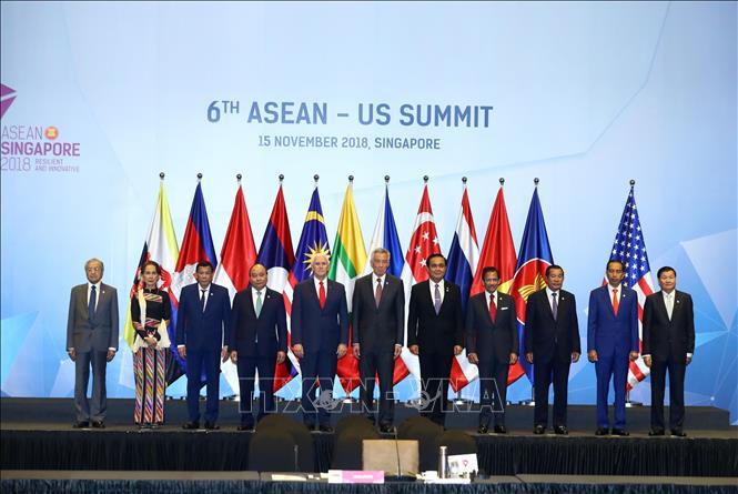 Thủ tướng Nguyễn Xuân Phúc dự Hội nghị Cấp cao ASEAN - Hoa Kỳ lần thứ 6 - Ảnh 2
