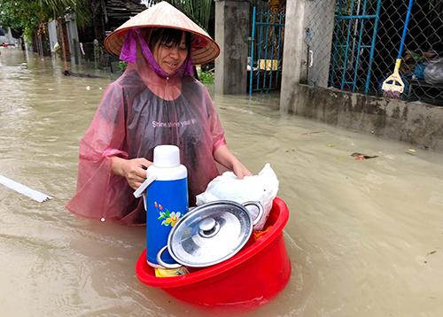 Cảnh báo sạt lở đất, lũ quét ở Khánh Hòa, Phú Yên - Ảnh 1