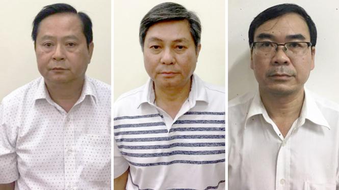 """Bắt tạm giam ông Nguyễn Hữu Tín và 2 người liên quan Vũ """"nhôm"""" - Ảnh 1"""