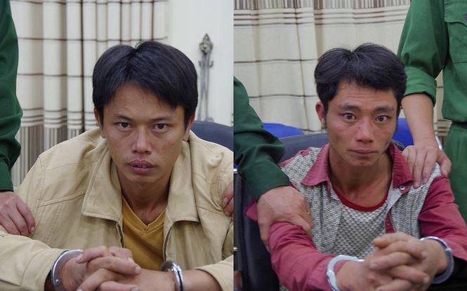Bắt cặp đôi giấu ma túy trong túi áo mang lên biên giới bán - Ảnh 1