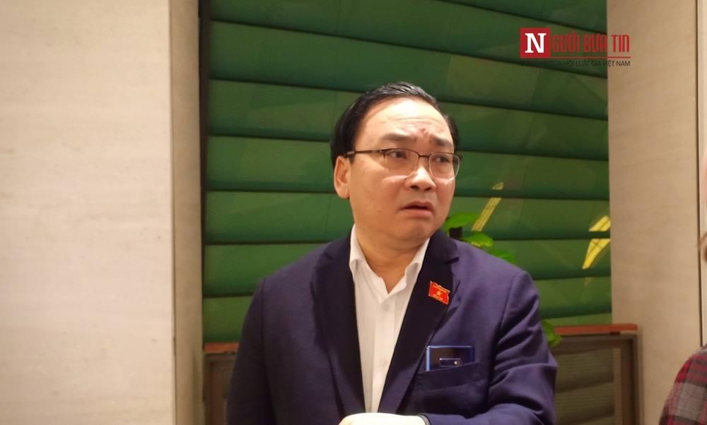 """Bí thư Thành ủy Hoàng Trung Hải: Không dám khẳng định hết năm 2018 Hà Nội cấp 100% """"sổ đỏ"""" - Ảnh 1"""