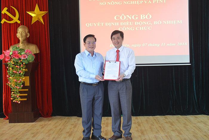 Bổ nhiệm nhân sự TPHCM, Điện Biên, Hậu Giang - Ảnh 2