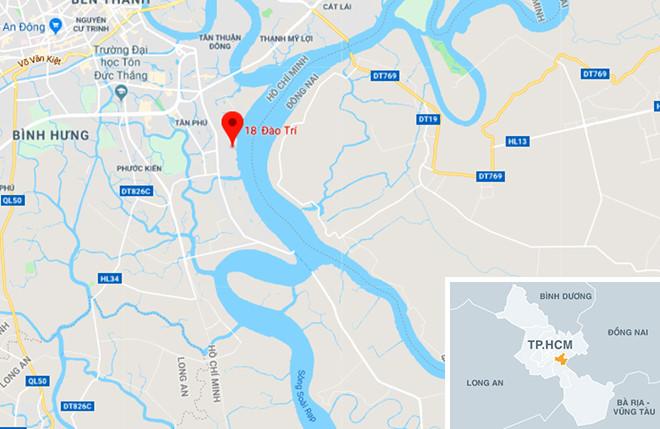 Nổ xưởng đóng tàu ở TP.HCM, nạn nhân nằm la liệt tại hiện trường - Ảnh 2