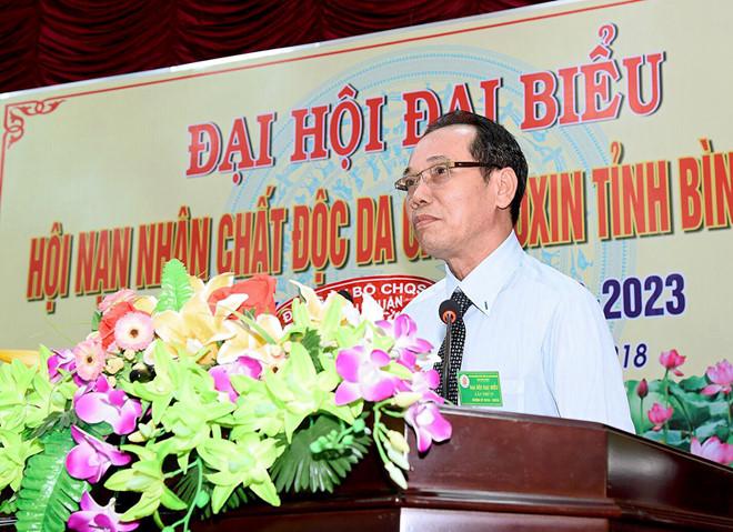 Phó Chủ tịch UBND tỉnh Bình Thuận bị đột quỵ trong cuộc họp - Ảnh 1