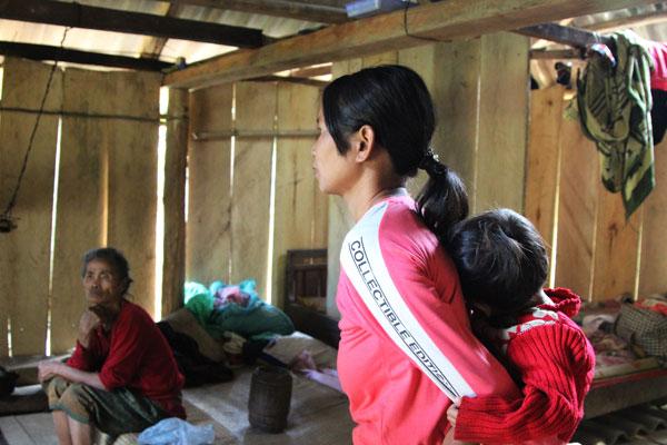 Sốc với đường dây bán bào thai từ Nghệ An sang Trung Quốc - Ảnh 2