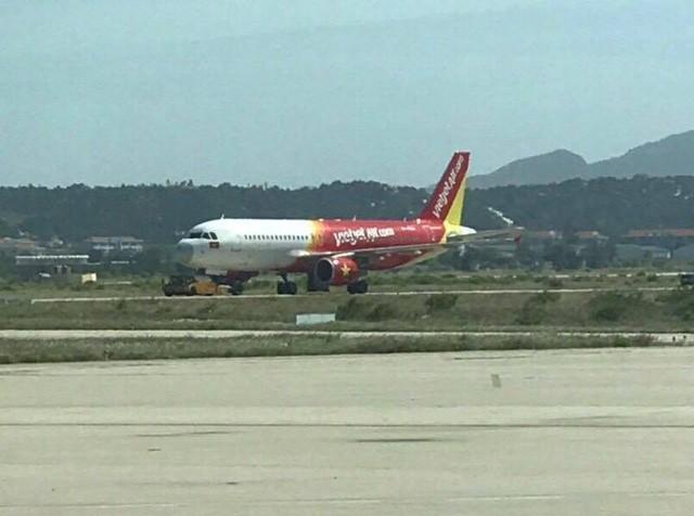 Vụ máy bay Vietjet hạ cánh nhầm đường băng tại Cam Ranh: Đình chỉ tổ bay - Ảnh 1