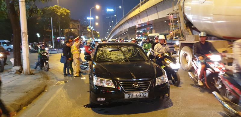 """Vụ """"xe điên"""" gây tai nạn ở Hà Nội: Thai phụ kể lại giây phút kinh hoàng - Ảnh 2"""