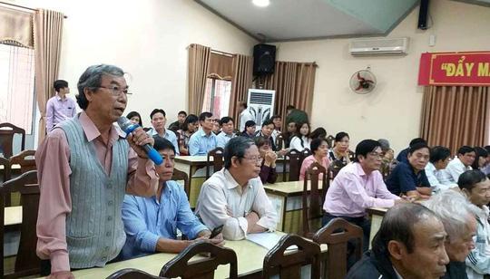 Chủ tịch Đà Nẵng Huỳnh Đức Thơ trải lòng về việc bị Trung ương kỷ luật - Ảnh 2