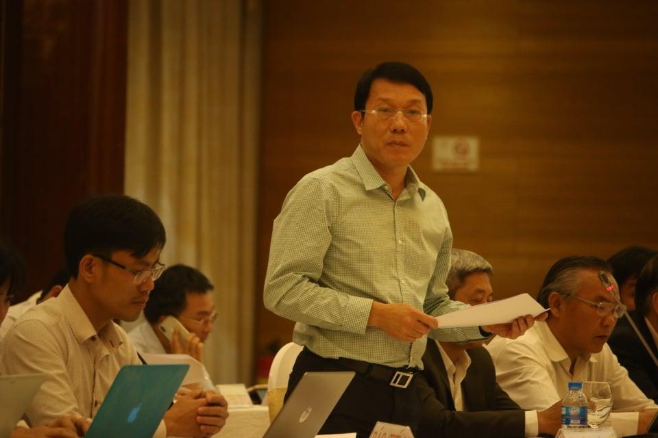 Tín dụng đen, vụ bảo kê chợ Long Biên làm nóng họp báo Chính phủ thường kỳ tháng 11 - Ảnh 1