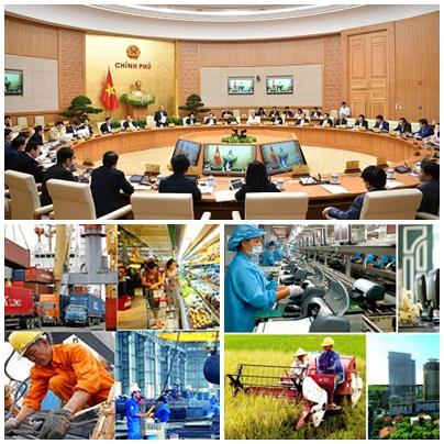 Dấu ấn văn bản chỉ đạo, điều hành của Chính phủ năm 2018 - Ảnh 1