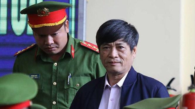 Vụ đánh bạc nghìn tỷ: Ông Nguyễn Thanh Hóa kháng cáo bản án sơ thẩm - Ảnh 1