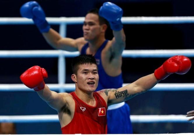 Nhà vô địch boxing SEA Games thách đấu Flores - Ảnh 1