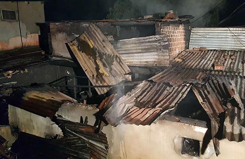 Vụ cháy biệt thự cổ ở Đà Lạt, 5 người chết: Xác định hung thủ - Ảnh 1