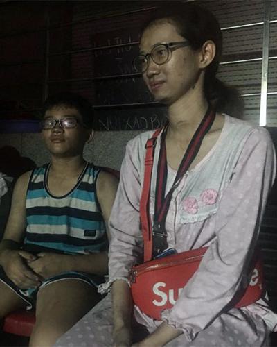 Hiện trường vụ cháy chung cư ở Sài Gòn, 13 người chết - Ảnh 3