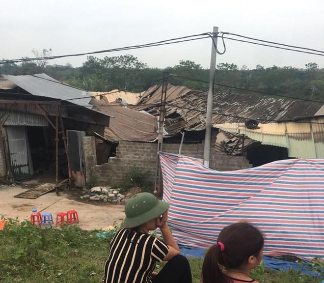 Điều tra vụ hỏa hoạn làm chết người trong đêm ở Hà Nội - Ảnh 1