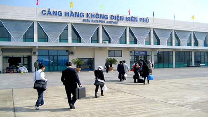 Sân bay Điện Biên Phủ bị 2 đối tượng xâm nhập trái phép - Ảnh 1