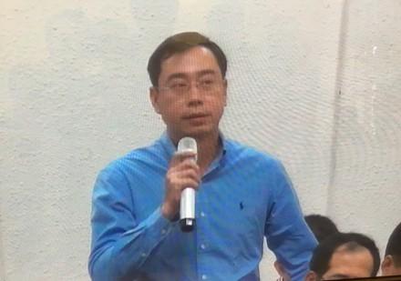 Khởi tố, bắt tạm giam Phó Tổng Giám đốc Công ty Lọc hóa dầu Bình Sơn - Ảnh 1