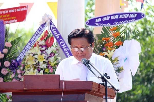 Kỷ luật Chủ tịch huyện Phú Quốc - Ảnh 1
