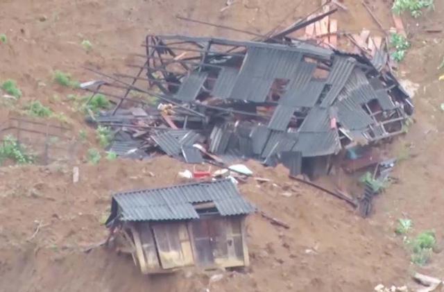 """Hiện trường 24 ngôi nhà bị lũ quét """"nuốt chửng"""" ở Lai Châu - Ảnh 6"""