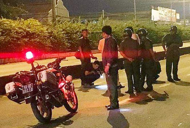 Công an TP.HCM thông tin nghi án thanh niên bị bắn chết khi xem đua xe - Ảnh 1