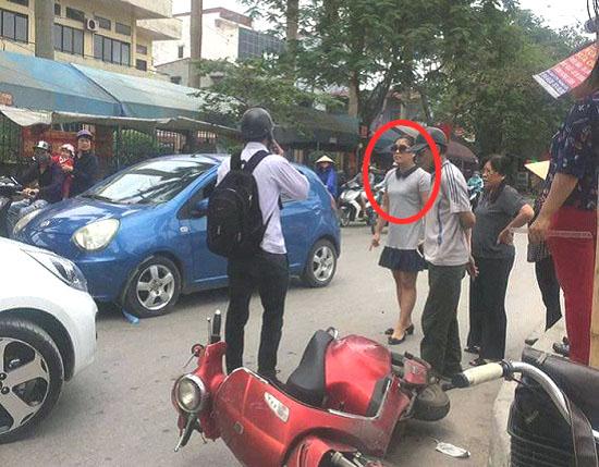 """Nữ tài xế nói """"con người không quan trọng"""" bị cho thôi chức - Ảnh 1"""