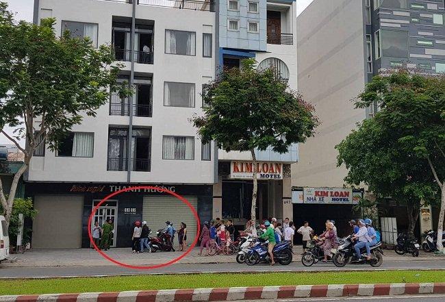 Người đàn ông chết bất thường trong nhà nghỉ ven biển ở Đà Nẵng - Ảnh 1