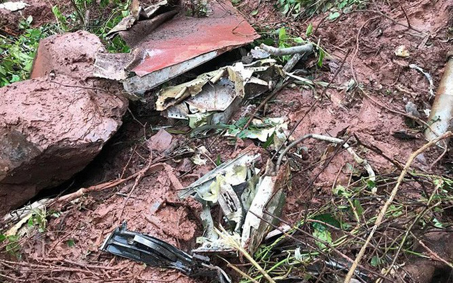 Tìm thấy hộp đen của máy bay Su-22 rơi tại Nghệ An - Ảnh 1